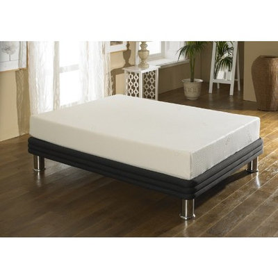 Happy Beds StressFree 8000 Memory Foam Orthopaedic Firm Mattress - Small Double