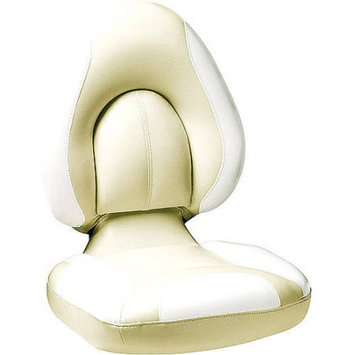 Attwood Centric Fully Upholstered Seat - Base Color Off-White