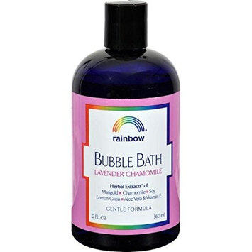 Rainbow Research Gentle Bubble Bath Formula Lavender And Chamomile