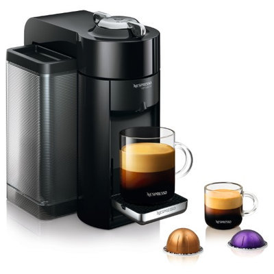 Nespresso Evoluo Deluxe Single Coffee & Espresso Machine