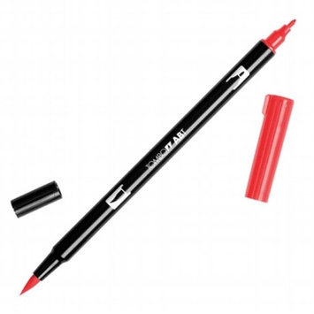 Tombow Dual Brush Marker Open Stock-856 Chinese Red