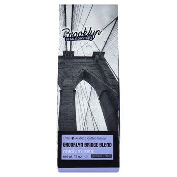 Wal-mart Stores, Inc. Brooklyn Bean Roastery, Coffee Brklyn Brdg Blend, 12 Oz (Pack Of 6)