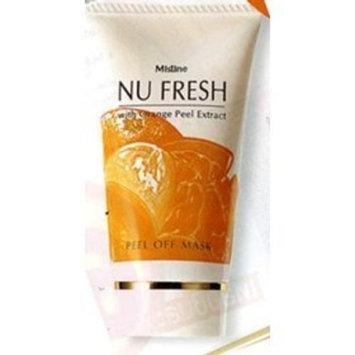 Mistine Nu Fresh with Orange Peel Off Extract Mask 50 G.