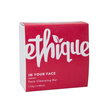 Ethique Eco-Friendly Face Cleansing Bar, In Your Face 4.23 oz [In Your Face]
