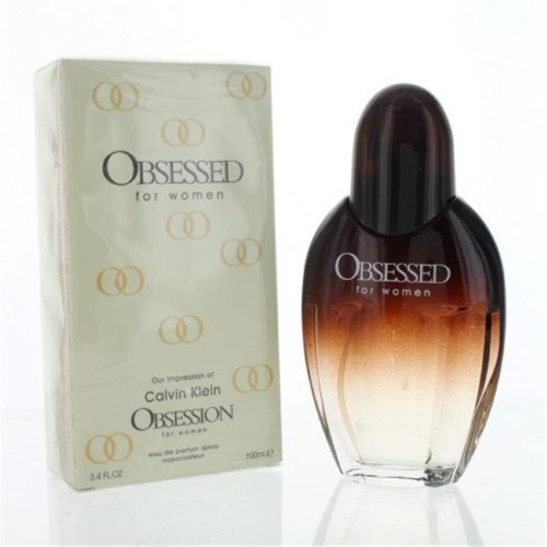 Perfect Star ZZWPSOBSESSED34P Obsessed By Perfect Star 3.4 oz. Eau De Parfum Spray