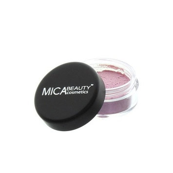 MicaBeauty Mineral Eye Shadow No. 3, Wild Rose, 2.5 Gram