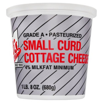 Toft's Dairy, Inc., Toft's Small Curd Cottage Cheese, 1 lb 8 oz