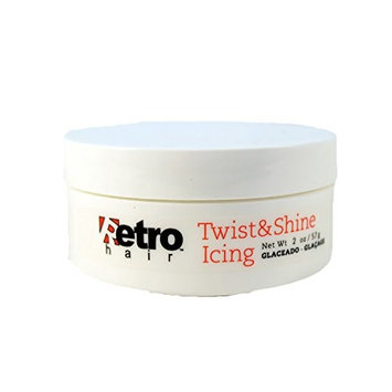 Retro Hair Twist and Shine Icing, 2 Ounce