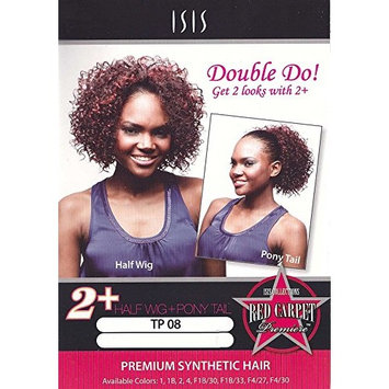 TP-08 half wig & draw string by Isis Collection-F4-27