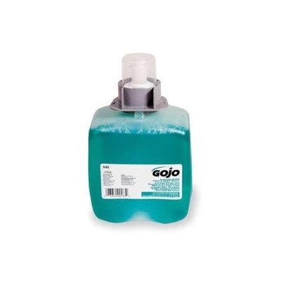 GOJO 5163-03 Shampoo and Body Wash Refill, Green, PK3