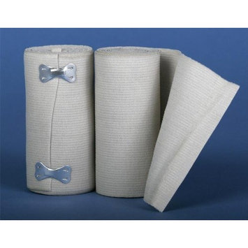 Soft Wrap Elastic Bandage 4in. X 5 yd./White/Qty 50