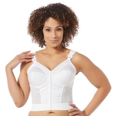 Exquisite Form Fully Women's Long Line Posture Bra - 5107530
