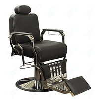 THEO Vintage Barber Chair Styling Salon Beauty By Skin Act