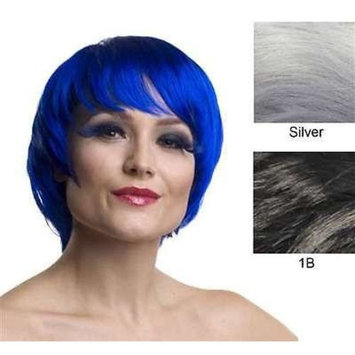 Mio Deluxe Short Cosplay Wig with Bangs