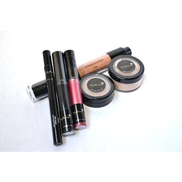 Every Woman Travel Kit – Natural Mineral-Based Beauty Made Easy with This Make-up Set by ShaBoom Beauty (Golden Beige)