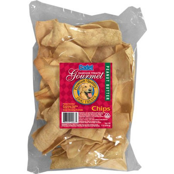 Ims Trading Corporation IMS Trading 10063-16 1 lbs. Peanut Butter Rawhide Chips