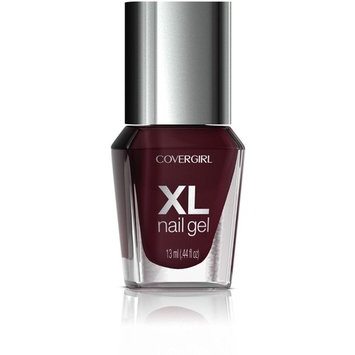 CoverGirl XL Nail Gel, Rotund Raspberry [850] 0.44 oz