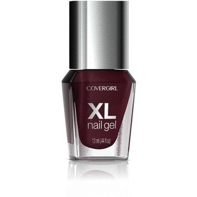 CoverGirl XL Nail Gel, Rotund Raspberry [850] 0.44 oz