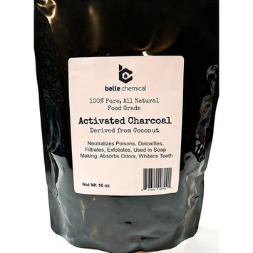 Organic Coconut Activated Charcoal Powder - Food Grade, Kosher - Teeth Whitening, Facial Scrub, Soap Making (1 ounce to 5 pound)