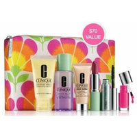 Clinique Spring 2014 Makeup Gift Set Warm Shades