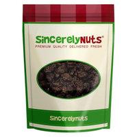 Sincerely Nuts Black Raisins, Jumbo, 1 lb