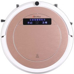 iTouchless UV-C Sterilizer Robot Vacuum Cleaner with HEPA Filter (Rose Gold) - VC007R