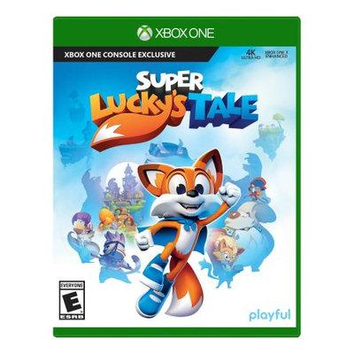 Microsoft Super Luckyâ s Tale (Xbox One)