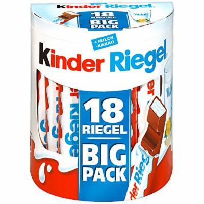 Kinder Riegel 18 Bars BigPack