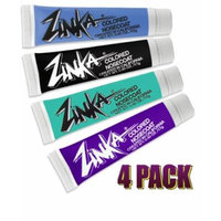 Zinka 4 Pack - Blue/Teal/Purple/Black