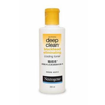 2 LOT X Neutrogena Deep Clean Blackhead Eliminating Cooling Toner (200 Ml X 2)