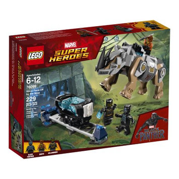 LEGO® Super Heroes Marvel Black Panther 76100 Royal Talon Fighter Attack