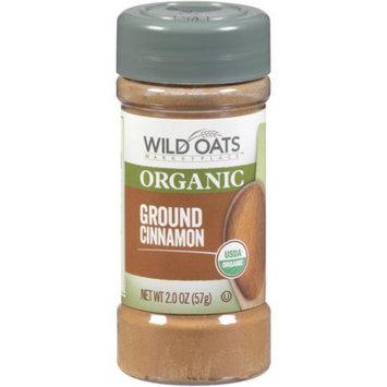 Wild Oats Marketplace Organic Ground Cinnamon, 2.0 oz