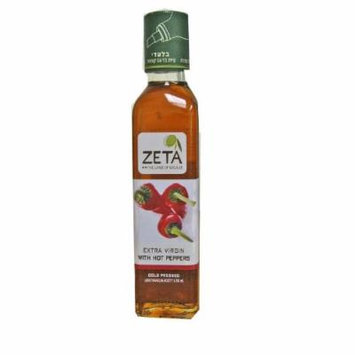 Zeta Extra Virgin Olive Oil - With Hot Pepper 250ml