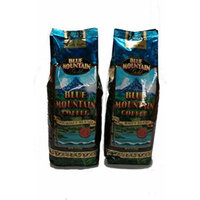Blue Mountain Gold Blue Mountain Coffee Gourmet Blend Whole 1 Lb. (Pack of 2)