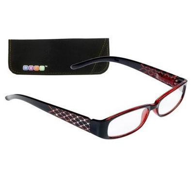Select-A-Vision 8020100rd Deco Readers, Red