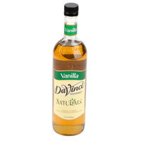 DaVinci Gourmet Vanilla All Natural Coffee Flavoring Syrup