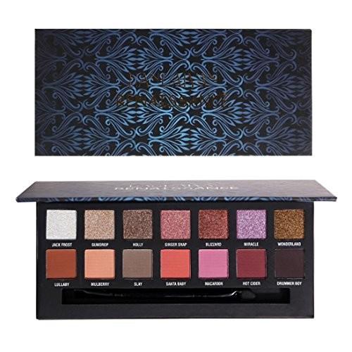 14 Colors Eye Shadow, Makeup Pearl Metallic Eyeshadow Palette Makeup
