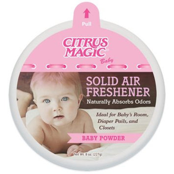 Citrus Magic Baby 8 oz. Baby Powder Solid Air Freshener