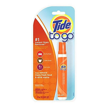 12 Pack - Tide To Go Instant Stain 0.33oz Each