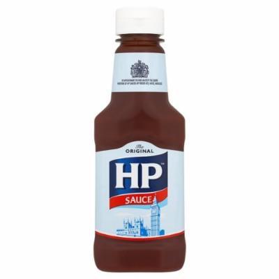 HP The Original Sauce 8 x 285g
