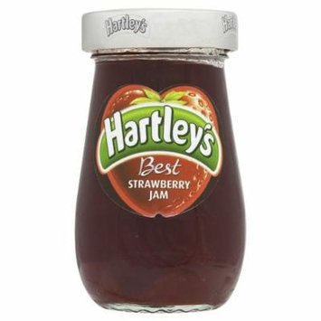 Hartley's Best Strawberry Jam 6 x 250g