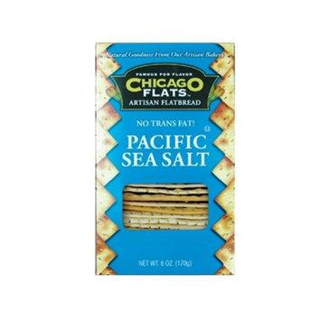 Kehe Distributors CHICAGO FLATS 222399 CHICAGO FLATS FLATBREAD SEA SLT PACIFIC - Case of 12 - 6 OZ