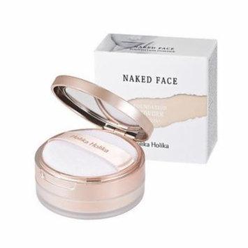 [Holika Holika] Naked Face Foundation & Illuminating Powder SPF26 PA+ 10g (Foundation Powder SPF26 PA+ 10g)