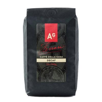 A.G. Ferrari Caffe Della Casa Coffee, Decaf, 12 Oz