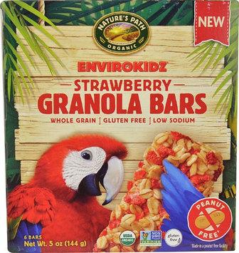 Natures Nature's Path Envirokidz Granola Bars Strawberry - 5 oz pack of 3