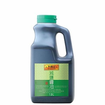 Lee Kum Kee 40% Less Sodium Soy Sauce