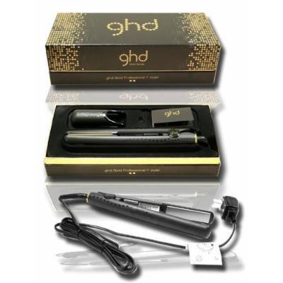 GHD Classic Gold Professional Ceramic Styler Hair Straightener Flat Iron 1 Inch