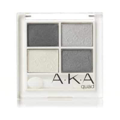4 Intense Eye Shadows By AKA - Smokey Eyes