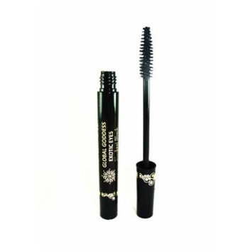 Global Goddess Beauty Exotic Eyes Blackest Black Nourishing Mascara