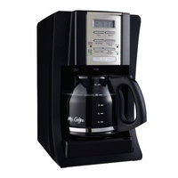 Mr. Coffee SJX23 12-Cup Programmable Coffeemaker